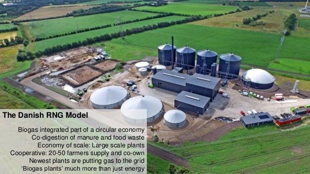 European Frontrunner in RNG  In 2020 renewable natural gas constituted 15% of the Danish gas consumption.  Four-fold inc...