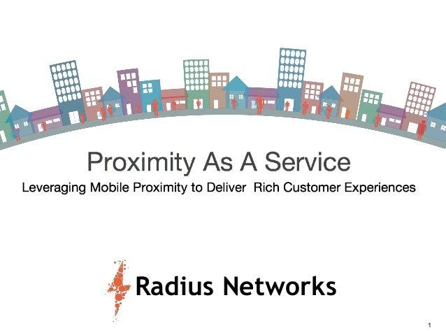 1 Radius Networks