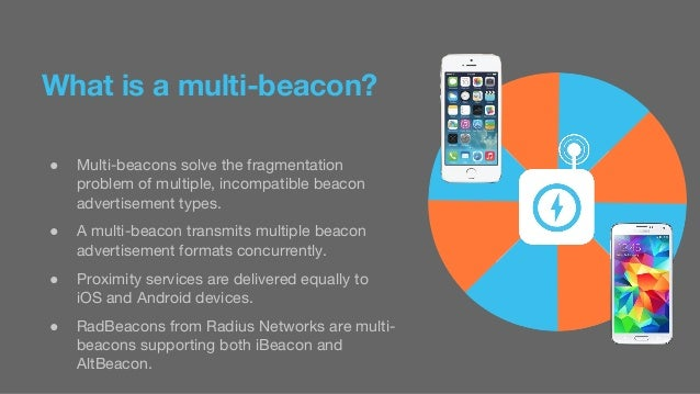 Building Proximity-Aware Apps with Beacons - MODEV IOT + Wearables 20…