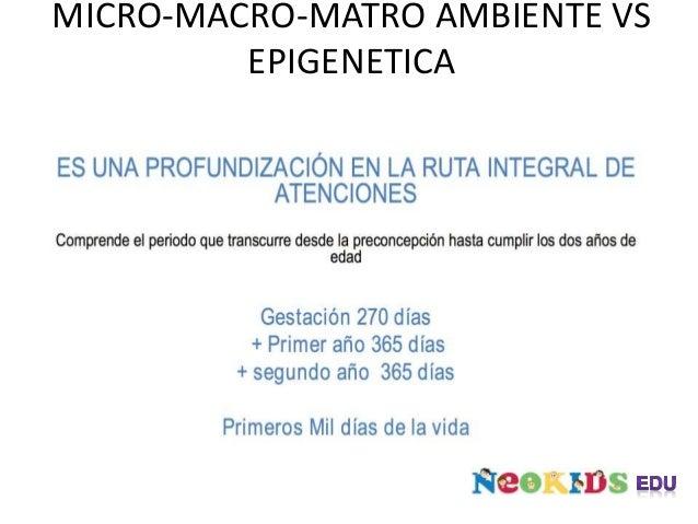 CONTENIDO • PREMISAS • CONCEPTO UCIN-UCIREN-FISIOLÓGICO • MICRO-MACRO-MATROAMBIENTE A EPIGENETICA • EL RECIÉN NACIDO • CER...