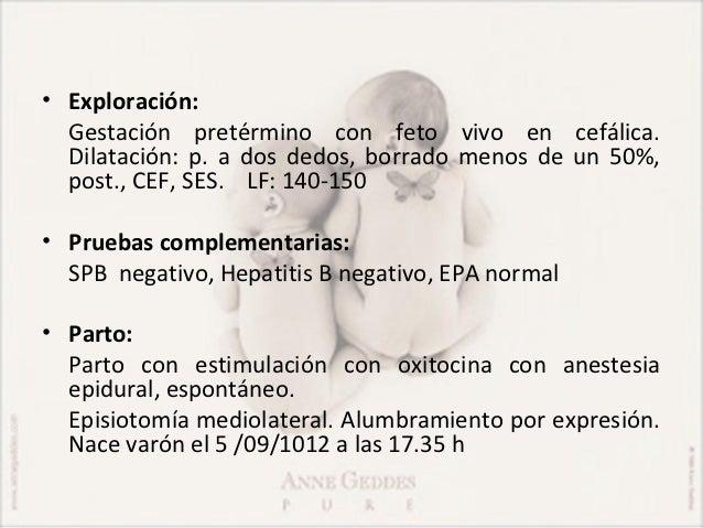 Características del recién nacido               prematuro:• Cabeza :fontanelas mas grandes e hipotensas, cabeza  proporcio...