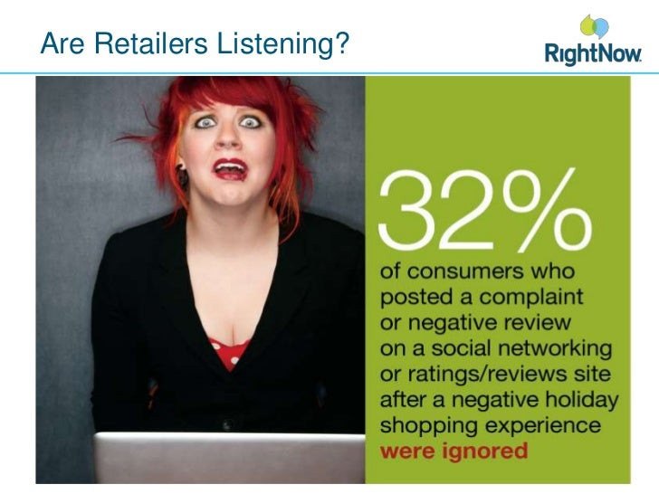 Are Retailers Listening?<br />