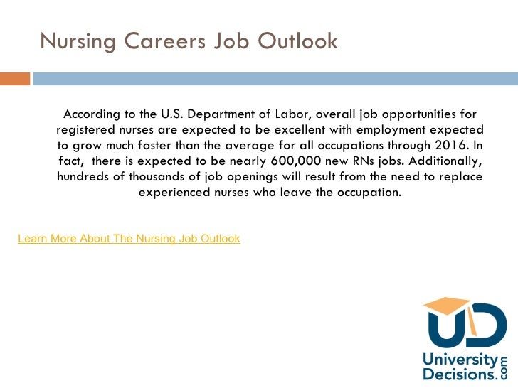 RN to BSN Degree Programs – Rn Job Outlook