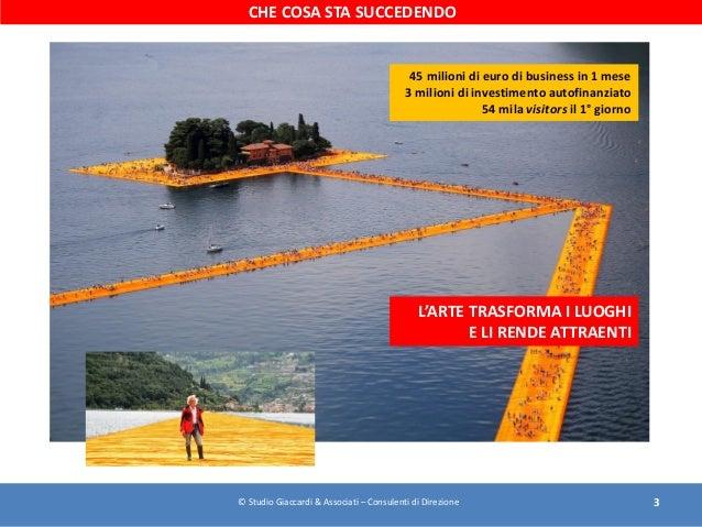 """""""Cambio di paradigma: trasformare il balneare, investire nel turismo culturale"""" di Giuseppe Giaccardi Slide 3"""