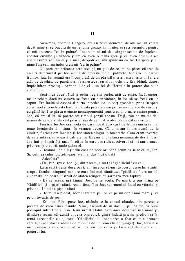Marile sperante - Charles Dickens -PDF