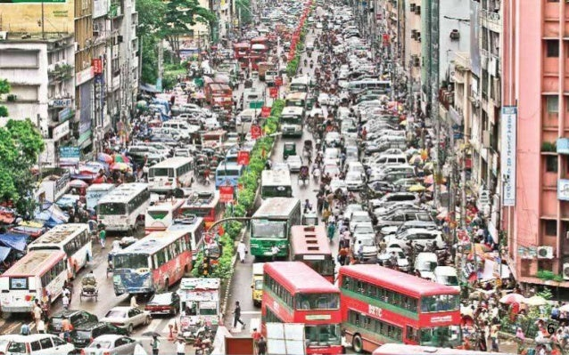 traffic congestion in dhaka city For traffic congestion for chittagong city traffic chaos in bangladesh, particularly in dhaka city thus for reducing traffic jam bangladesh government has.