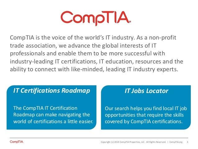 IT Certification Roadmap