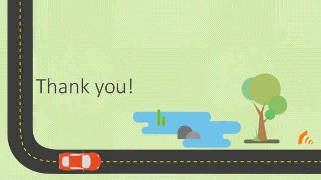 Animated powerpoint presentation template roadmap infographic thank you toneelgroepblik Images