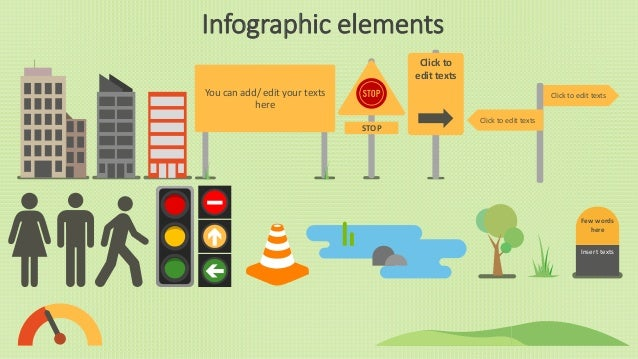 Animated PowerPoint Presentation Template: Roadmap Infographic