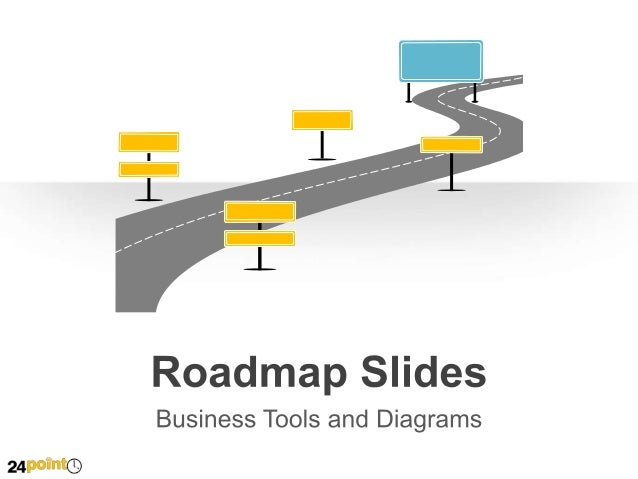 Roadmap Slides PowerPoint Business Templates – Roadmap Template Free