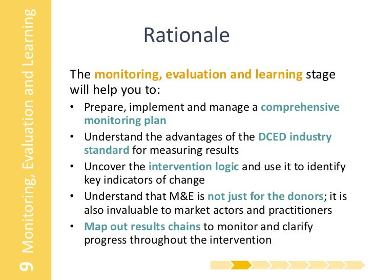 monitoring and evaluation course - A 100% Free monitoring ...