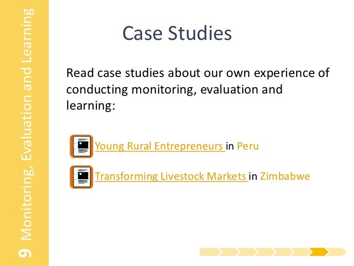 How to Develop a Monitoring and Evaluation Plan   The ...