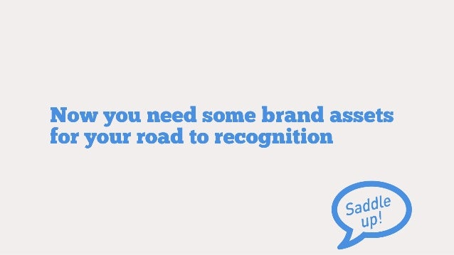 Roadmap to Building a Powerful Brand