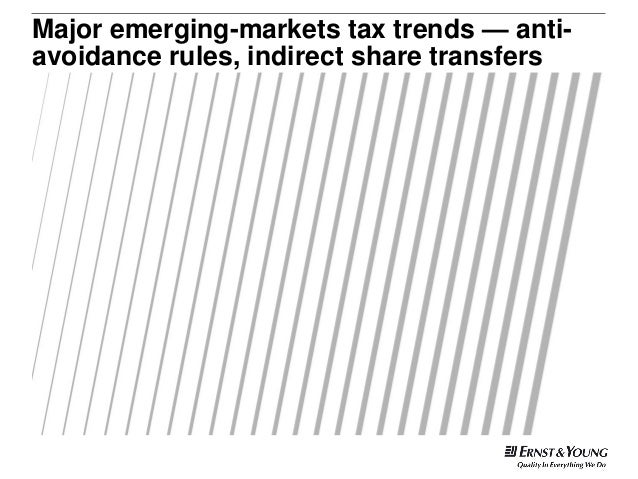 Road map to emerging markets: spotting opportunities and