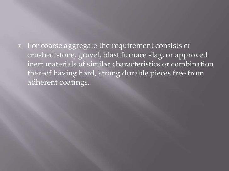 Blast Furnace Slag Aggregate Lightweight : Road materials