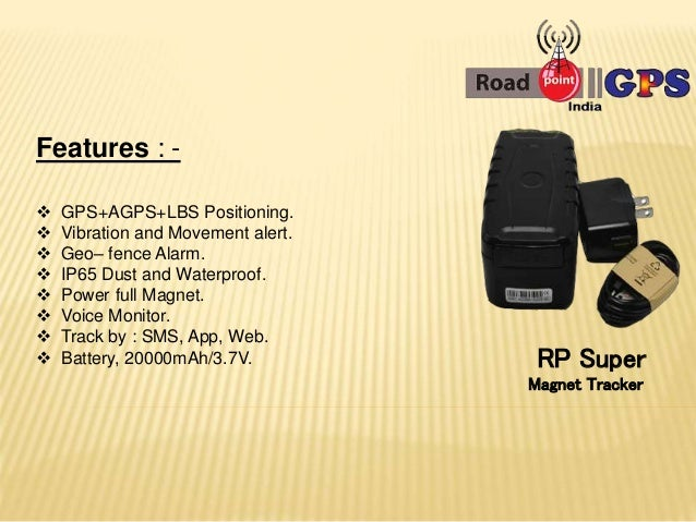 Roadpoint Limited India's Leading GPS Tracking System Company
