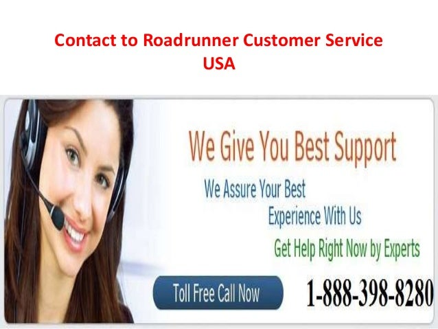 contact to roadrunner customer service usa