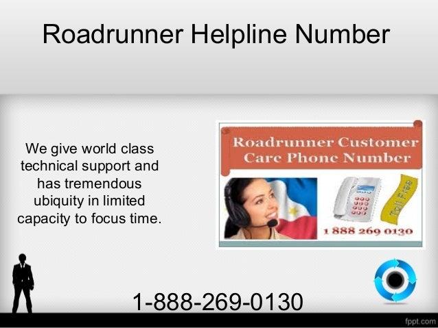roadrunner customer service number
