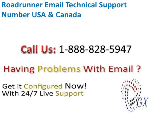 Roadrunner Email Technical Support Number USA & Canada