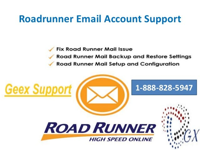 Roadrunner Email Account Support 1-888-828-5947