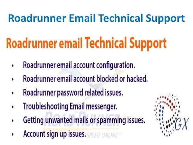 Roadrunner Email Technical Support