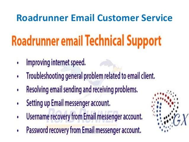 Roadrunner Email Customer Service
