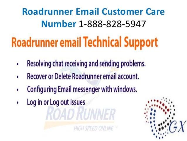 Roadrunner Email Customer Care Number 1-888-828-5947