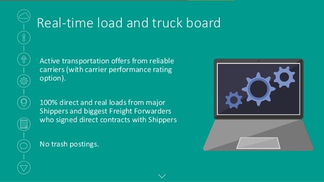 ROAD: Web-platform and mobile app for the trucking industry