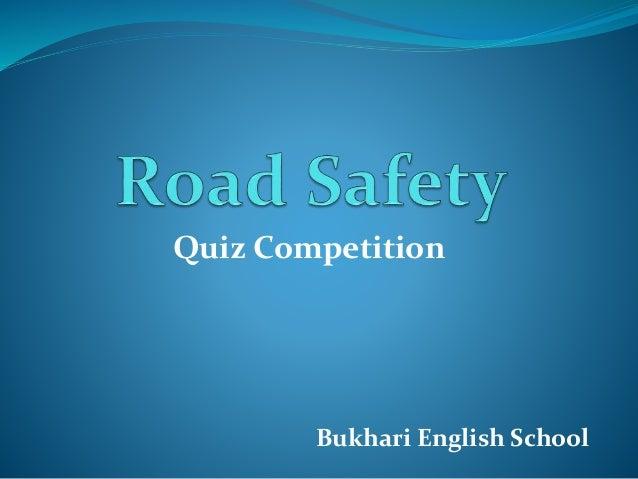 Quiz Competition Bukhari English School