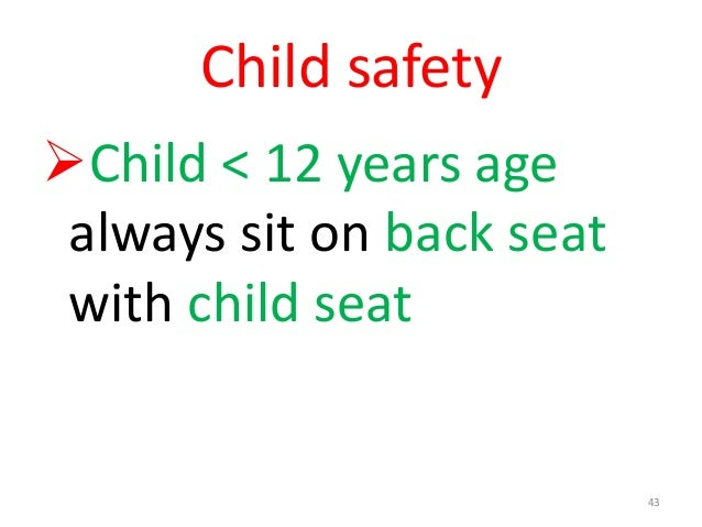 Road Safety Awareness India
