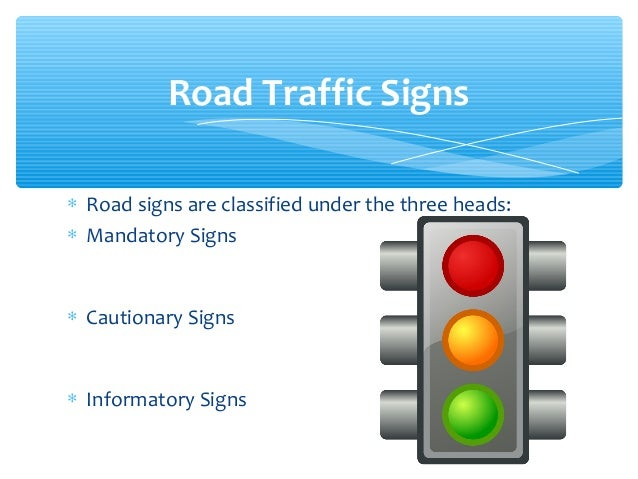 Road safety powerpoint template | adobe education exchange.
