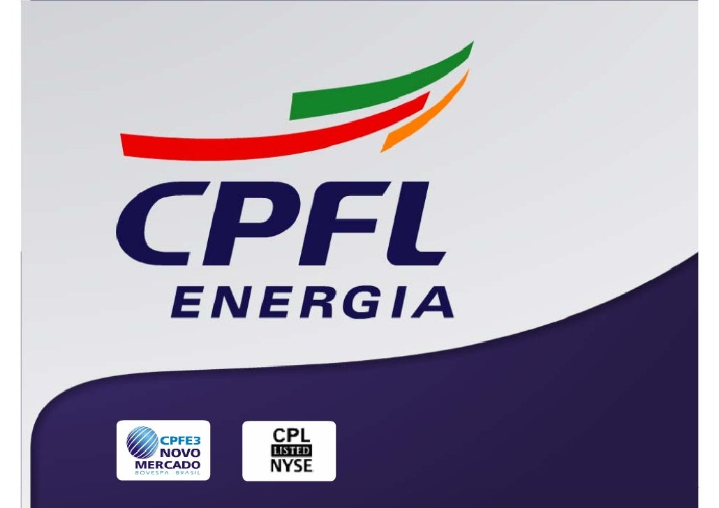 Summary         2007 Results       Investment Case CPFL Energia     2