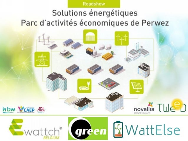 Cluster Technology of Wallonia Energy, Environment and sustainable Development Introduction Perwez, 21/09/18