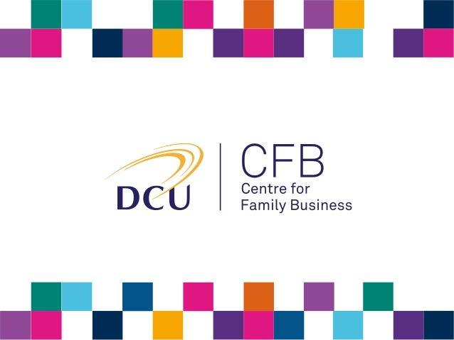Working with family: from engaging, to retaining, to passing on the business
