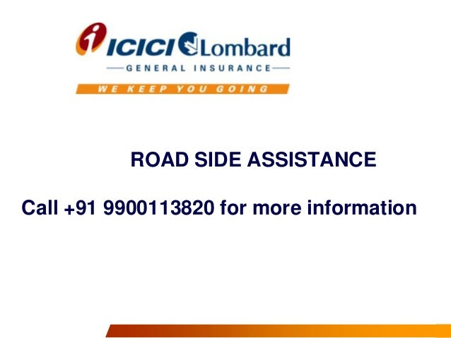 ROAD SIDE ASSISTANCE Call +91 9900113820 for more information