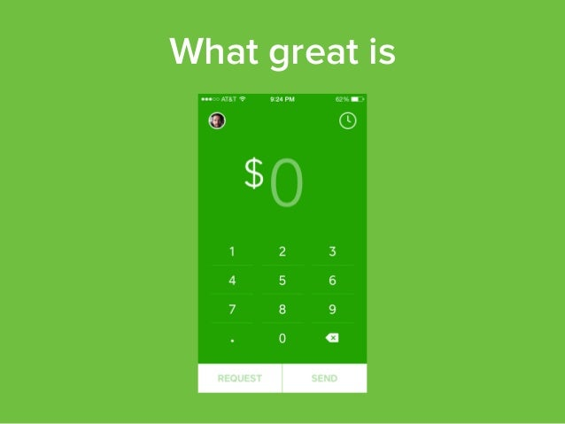 What great is