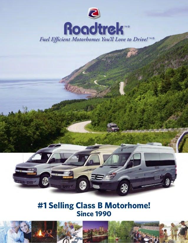 #1 Selling Class B Motorhome!          Since 1990#1 Selling Class B Motorhome!          Since 1990