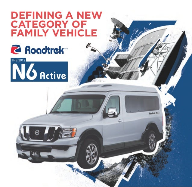 DEFINING A NEWCATEGORY OFFAMILY VEHICLETHE 2012