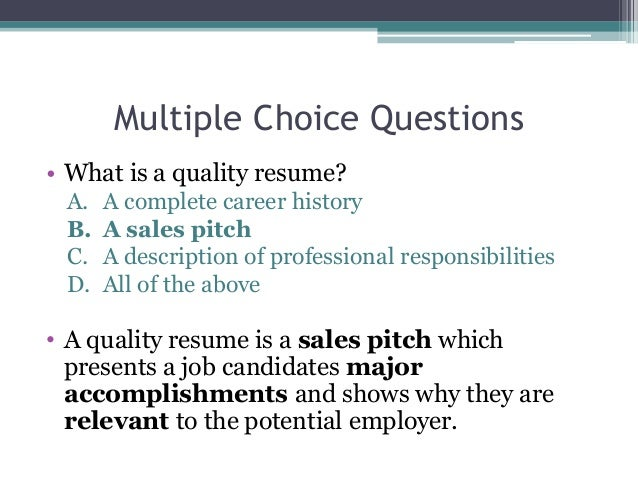 SlideShare  Results Oriented Resume