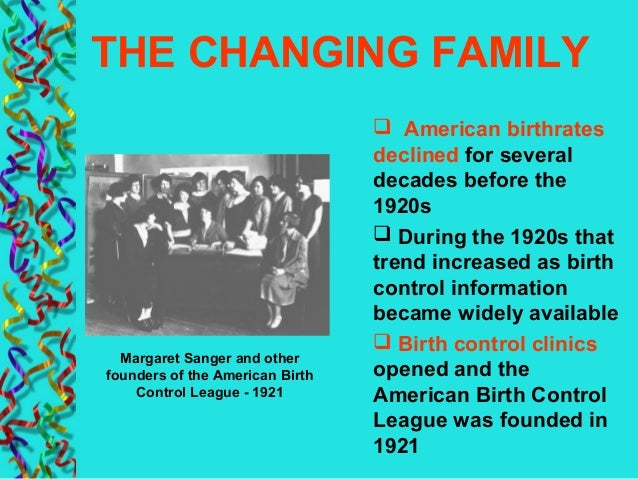 the purpose of the american birth control league When this faculty was so employed that the fulfillment of its purpose  control—cause early in mrs margaret sanger  the american birth control league,.