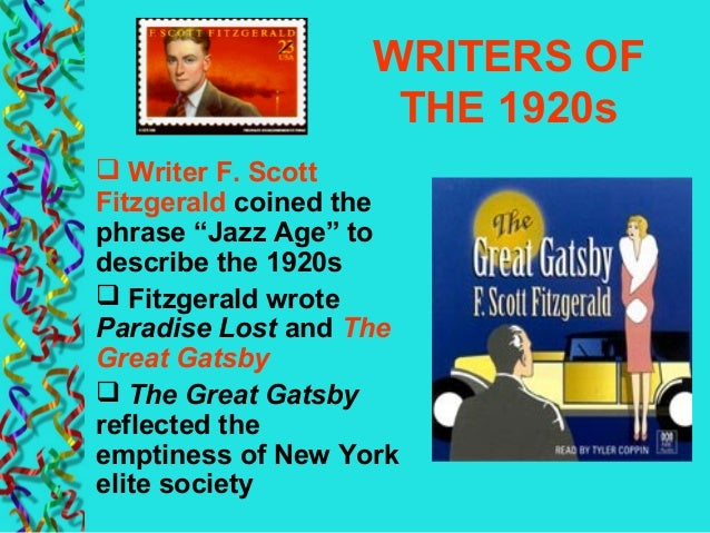 conformity in the great gatsby We see the nonconformity in thoreau, the strive to conform in gatsby and the struggle to do become an individual in a place of discor in fahrenheit 451 thoreau wanted to be his own man and live his own life without, the influence of government or society.