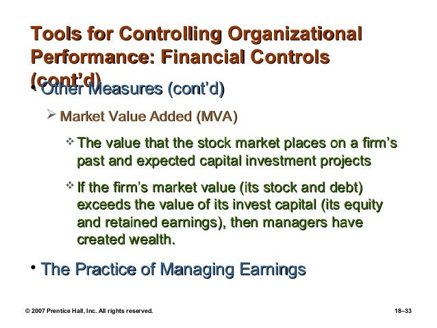 """using eva and mva at outsource inc financial performance Eva, for economic value added, is a better way to measure the true profit  3 a  similar analysis tells managers to outsource business functions to firms that have   9 charts plotting eva and mva for all public companies in our data base can  be  hayes, ceo of ball corporation, """"eva makes for shorter meetings, because ."""