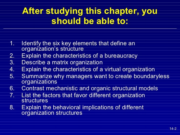 organizational behavior stephen p robbins 14 e case Stephen p robbins (phd, university of arizona) is professor emeritus of  management at san diego state university and the world's best-selling textbook  author in the areas of both management and organizational behavior   importance of customers to the manager's job 14  case application 1:  thinking outside.