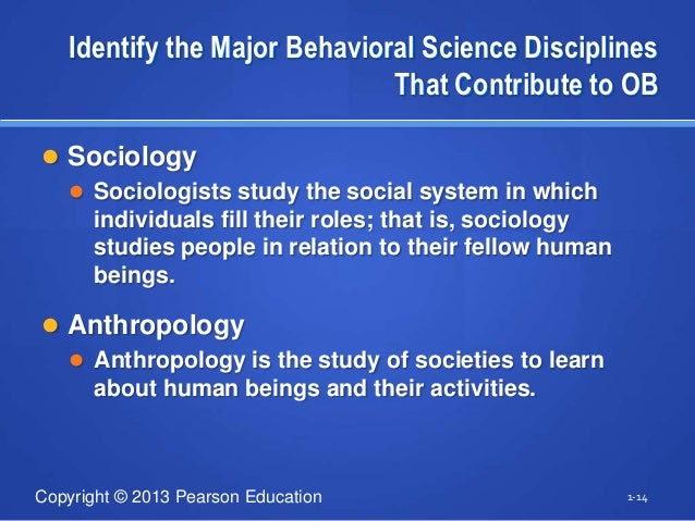 the relationship between anthropology and other social sciences The relationship between anthropology and sociology is dependent upon the human cultures that are studied in both disciplines sociology looks at human beings during a specific time period, while anthropology looks at the overall growth and change of humans from ancestral times to present-day times.