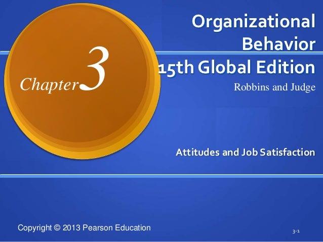 Organizational                                              BehaviorChapter        3                     15th Global Editi...