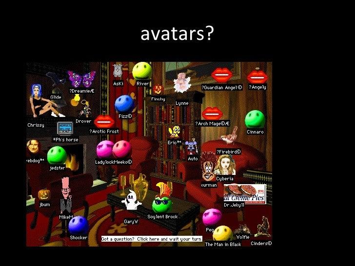 avatars?