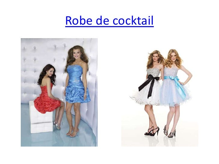 Robe de cocktail