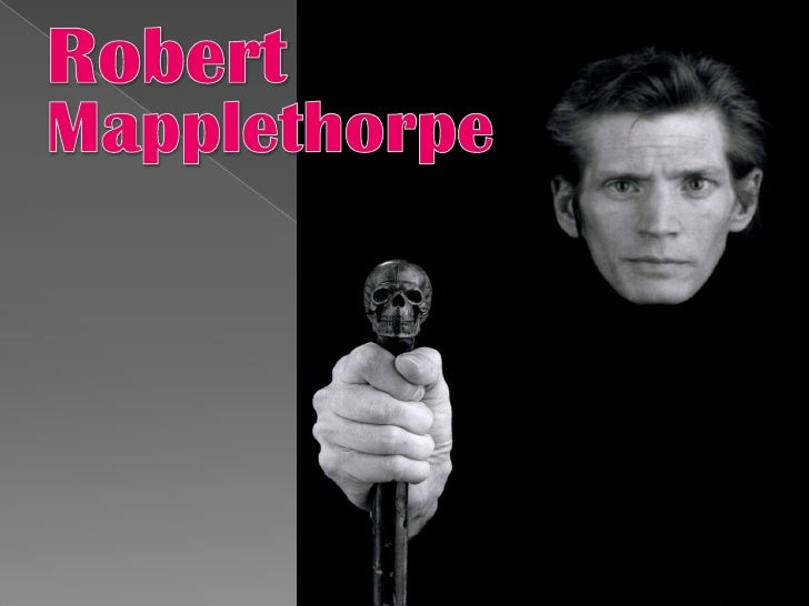 Robert<br />Mapplethorpe<br />