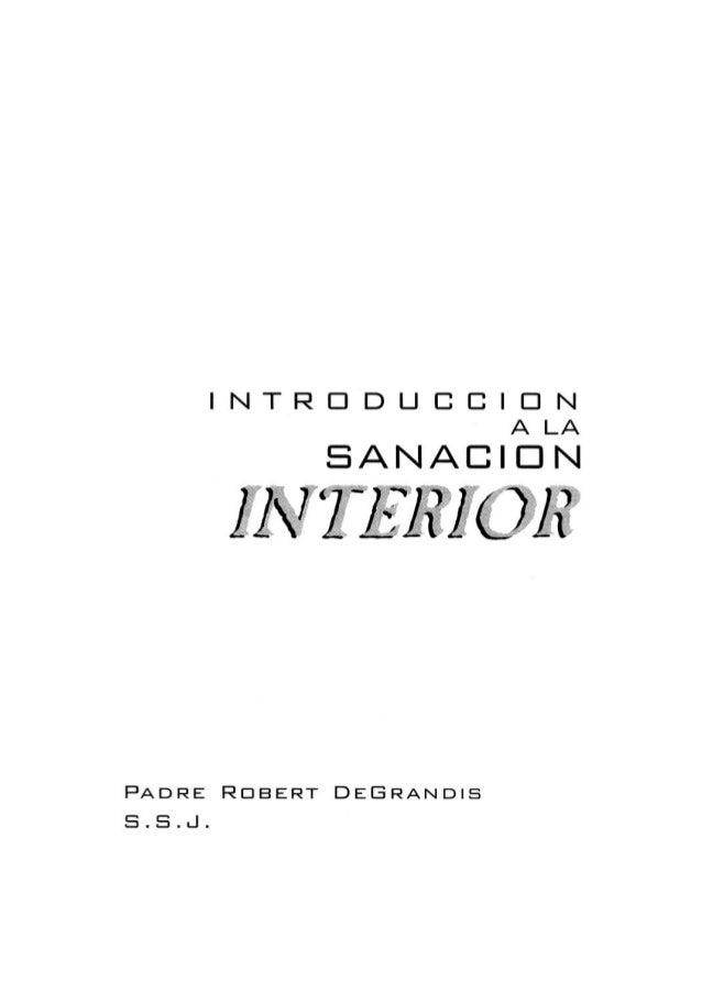 Introducci N A La Sanaci N Interior
