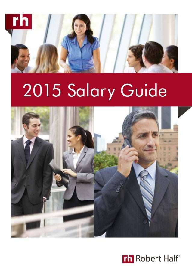 2015 Salary Guide